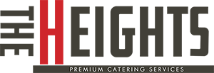 The Heights Catering- Logo