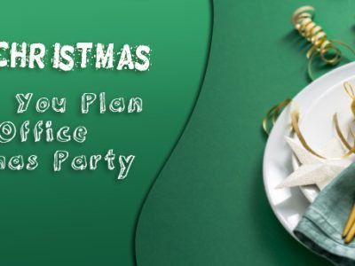 How Do You Plan An Office Christmas Party?