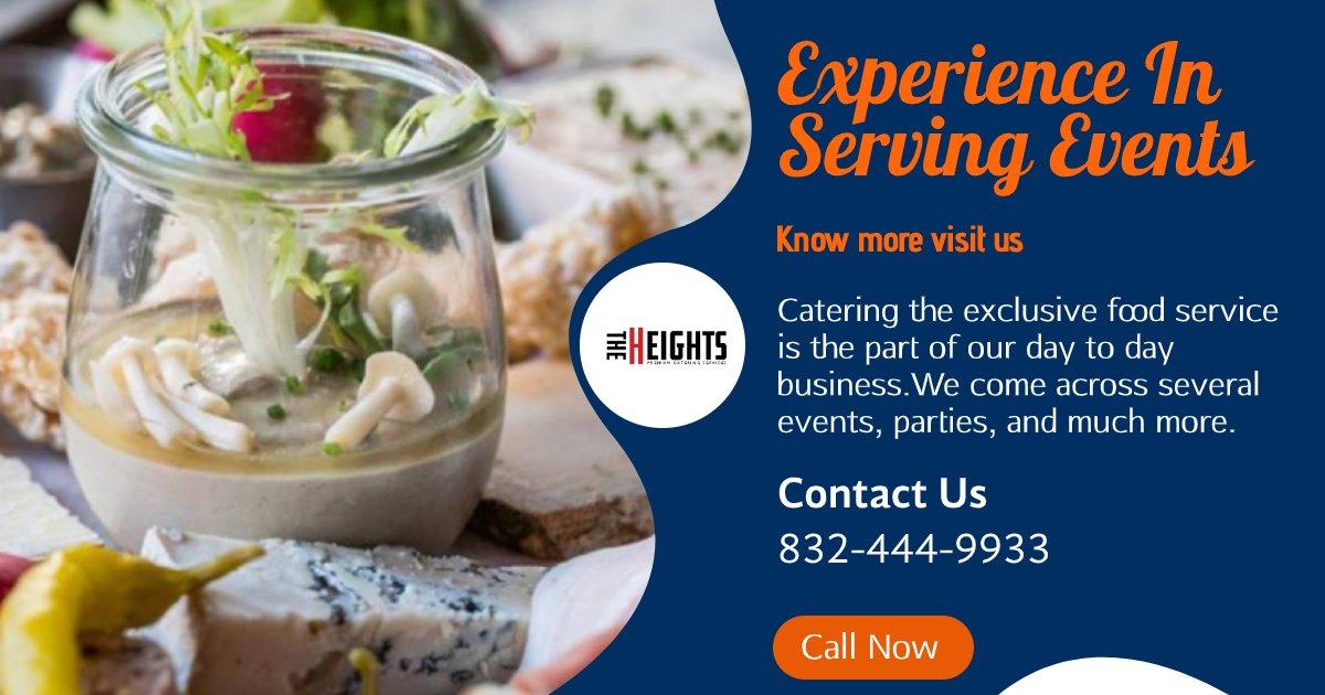 catering in Houston