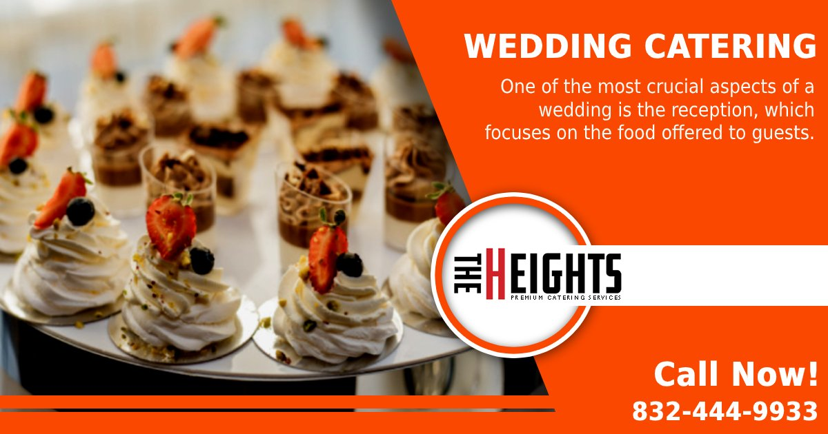 Wedding caterings in Houston