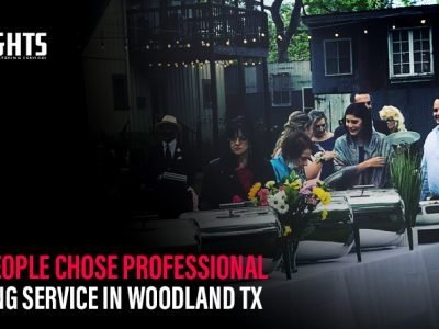 Why People Chose Professional Catering Service in Woodland, TX