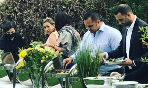 The Heights Catering – A popular Houston Wedding Catering
